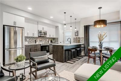 Seton Condo for sale:  2 bedroom 968 sq.ft. (Listed 2019-10-13)