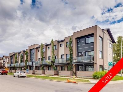 Bridgeland/Riverside Townhouse for sale:  2 bedroom 1,392 sq.ft. (Listed 2018-03-14)
